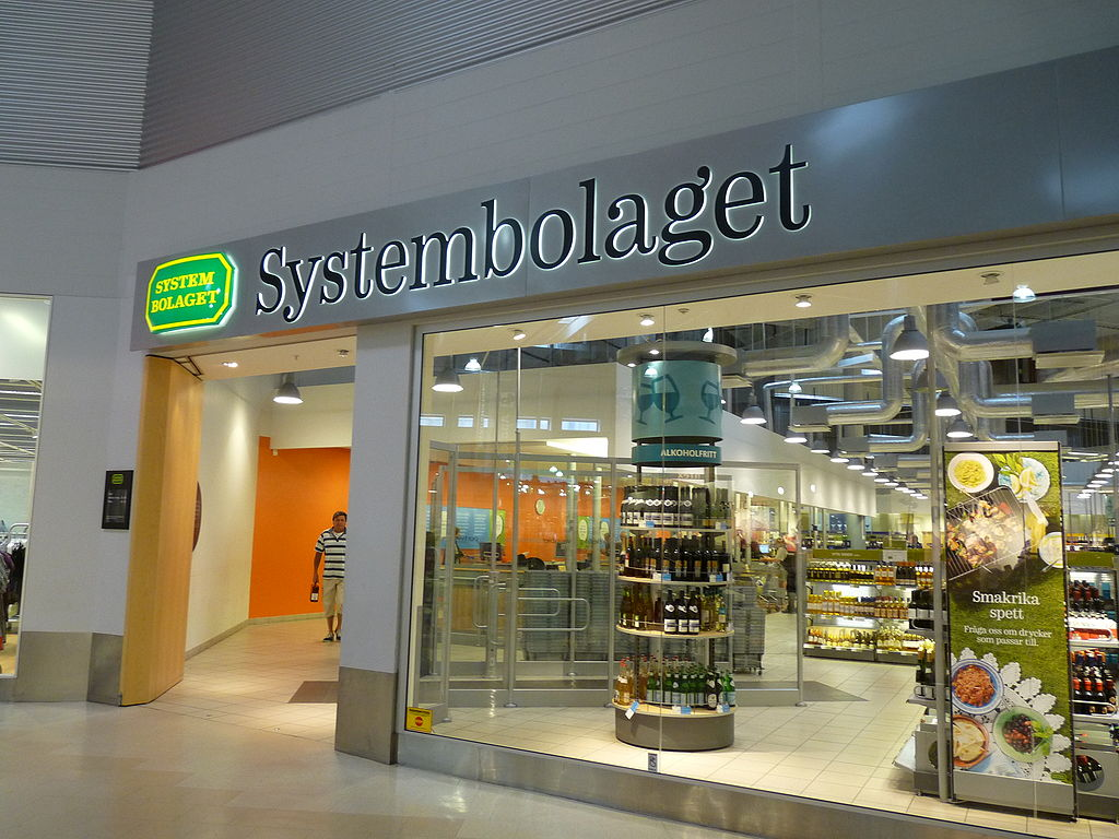 Systembolaget Kungens Kurva